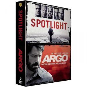 Coffret  Spotlight + Argo