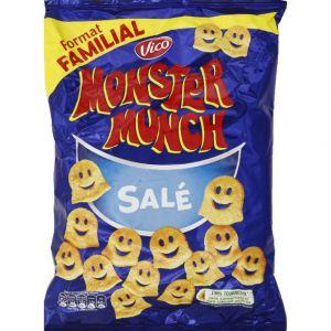 Monviso Monster munch salés - Le paquet de 135g
