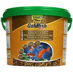 Tetra Pond Goldfish Mix 10 Litre