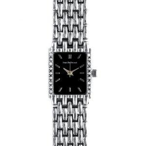 Jean Bellecour REDS24SB - Montre pour femme avec bracelet en acier