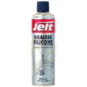 Jelt 650ML GRAISSE SILICONE