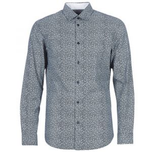 Selected Chemise SLHSLIMNEW bleu - Taille M,L,XL