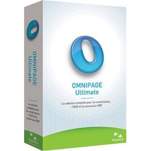 Image de OmniPage Ultimate 19 [Windows]