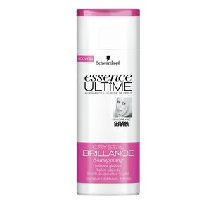 schwarzkopf essence ult me claudia schiffer shampooing crystal brillance comparer avec. Black Bedroom Furniture Sets. Home Design Ideas