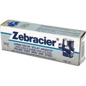 Zebra Crème décor éclat Zebracier