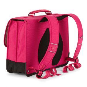 Cartable Kipling Iniko 40 cm CE2/CM1 Cherry Pink Mix rose n12gfkg2