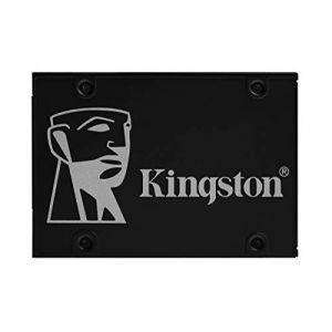 Kingston KC600 - Disque SSD - 512 Go - SATA 6Gb/s - upgrade kit
