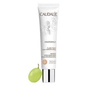Caudalie Vinoperfect Light - Fluide teinté peau parfaite FPS20