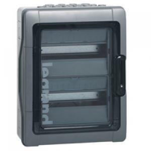 Legrand 001922 - Coffret Plexo 2x13 modules