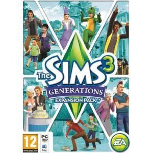 Les Sims 3 : Générations - Extension du jeu [PC, MAC]