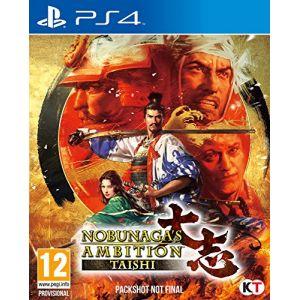 Nobunaga's Ambition : Taishi sur PS4