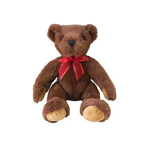 Toys R Us Peluche Animal Alley 20 cm - Ours en peluche marron