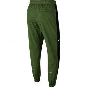 Nike Pantalon tissé Sportswear Swoosh pour Homme - Vert - Taille M - Male