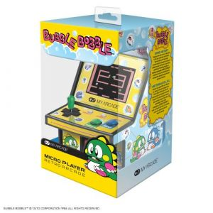 My arcade Mini Borne Arcade Bubbe Bobble