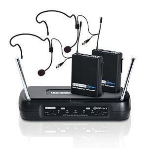 LD Systems WS ECO 2x2 BPH - Set micro sans fil