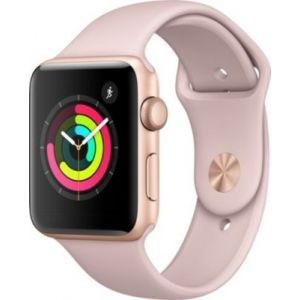 Apple Watch 42mm Series 3 (GPS) - Boîtier Alu / Bracelet Sport