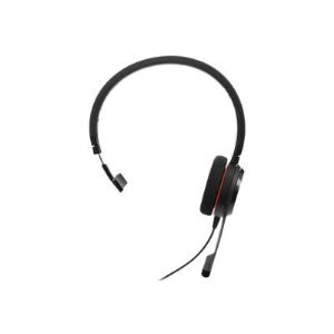 Jabra Evolve 20 MS Mono - Casque monaural avec microphone