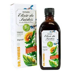 Dr. Theiss Elixir Du Suedois Bio - Liqueur 17,5° 350ml