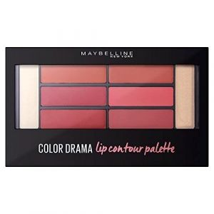 Maybelline Color Drama Lip contour palette Blushed Bombshell