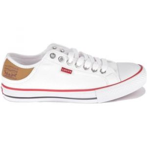 Levi's STAN BUCK - BLANC - homme - Chaussures Homme