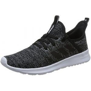 big sale f13d1 6ae86 Comparer chez 3 marchands. Adidas Cloudfoam Pure, Chaussures de Fitness  Femme, Noir (Negbas Ftwbla 000)