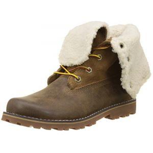 Timberland 6-Inch Waterproof Shearling chaussures d'hiver marron 36,0 EU