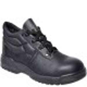 Portwest Chaussures de sécurité Brodequin S1P Steelite Noir 36