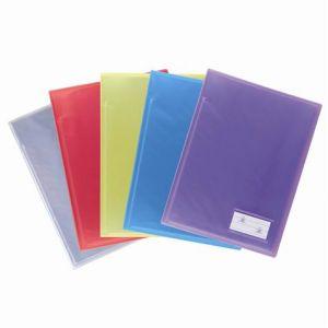 Elba Protège-documents - 160 vues - A4 - Assortiment de couleurs