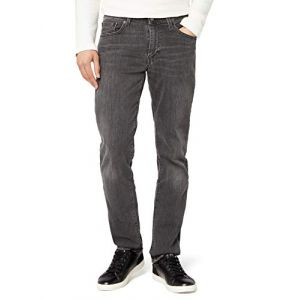 Levi's 511 Slim Fit Jean, Gris (Headed East 2091), W38/L34 Homme