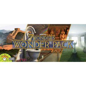 Asmodée 7 Wonders Extension Wonder Pack