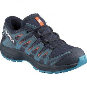 Salomon Chaussures de randonnée XA Pro 3D CSWP Bleu marine - Taille 34