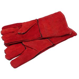 Far Tools 150505 - Gants de protection en cuir taille 14