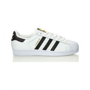 Adidas Superstar chaussures blanc noir 42 2/3 EU