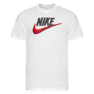 Nike Tee Shirt Brand Mark Blanc Xl Homme
