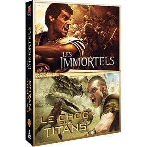 Coffret Les Immortels + Le choc des Titans