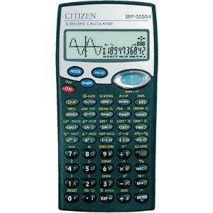 Citizen Systems SRP-325G - Calculatrice scientifique à résolution graphique