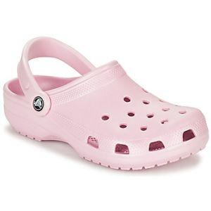 Crocs Classic, Sabots Mixte Adulte, Rose (Ballerina Pink), 41-42 EU