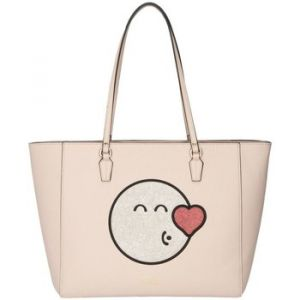 Lollipops Smiley - Cabas - rose