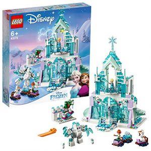 Lego Disney Princess 43172 - Le palais des glaces magique d'Elsa