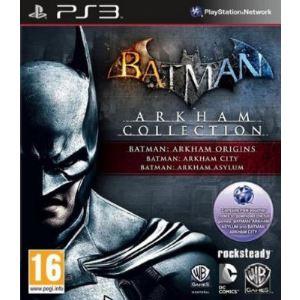 Batman Arkham Collection [PS3]