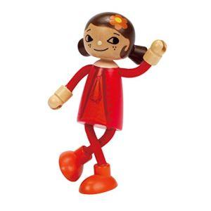 Hape Mini-poupée en bois : Maman