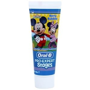 Oral-B Stages 2 Winnie l'Ourson - Dentifrice pour enfant goût fruits
