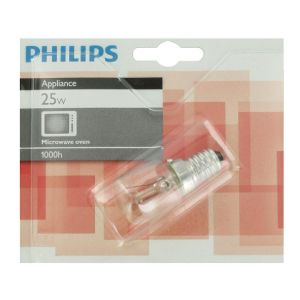 Philips Ampoule tube pour micro-onde E14 25W