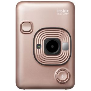Fujifilm Appareil photo instantané LIPLAY gold (blush gold)
