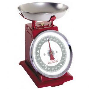 Terraillon Tradition 500 - Balance de cuisine mécanique de 5kg