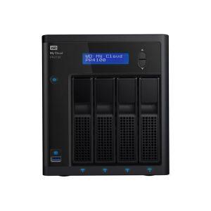 Western Digital WDBNFA0240KBK - Serveur NAS My Cloud PR4100 4 Baies 24 To Gigabit Ethernet