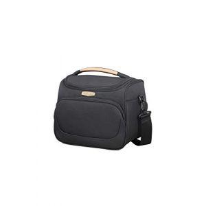 Samsonite Spark SNG Eco Beauty Case Trousse de Toilette, 29 cm, 14.5 liters, Noir (Eco Black)
