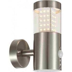 Globo Lighting Applique extérieure inox - Plastique translucide