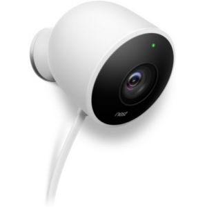 Nest Cam Outdoor - Caméra de sécurité