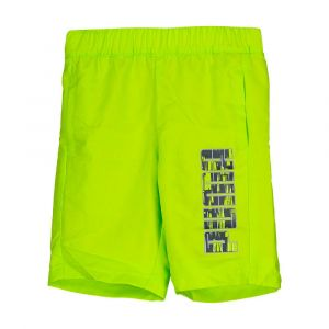 Puma Pantalons Hero Woven - Acid Lime - Taille 128